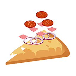 Pizza Builder Icon
